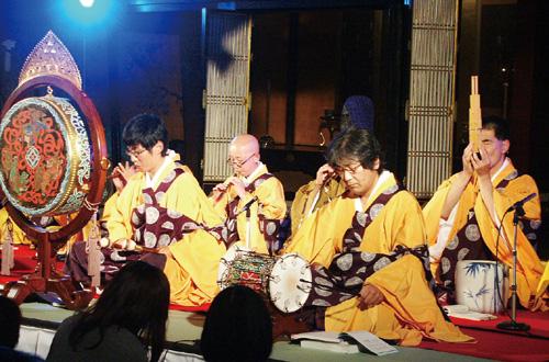 鞆の浦 de ARTイベント-10月3日(木)・4日(金)〈協賛イベント〉雅楽の演奏会